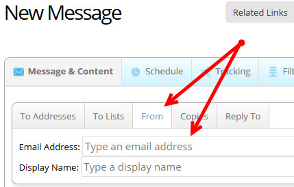 how to do set up gmail email crazy domains